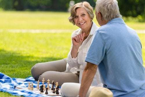 Outdoor Games for Seniors