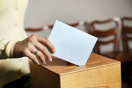 Voting in Assisted Living Facilities